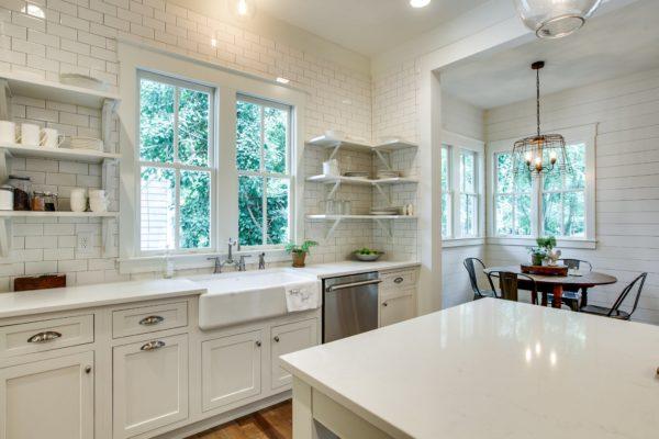 Kitchen, Garden Gate Homes, LCT Team